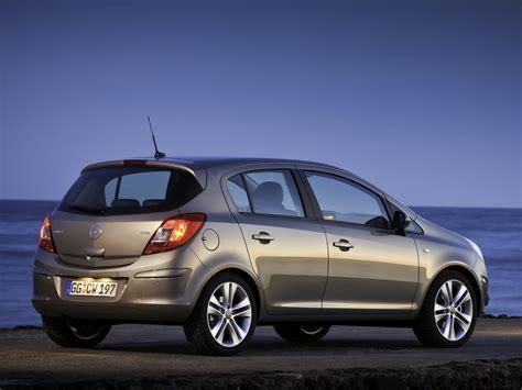 Opel Corsa 5 Doors Specs & Photos