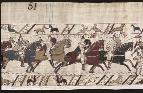 Tapisserie De Bayeux Histoire by Tapisserie De Bayeux Une Histoire Dessin 233 E D 233 Tours En