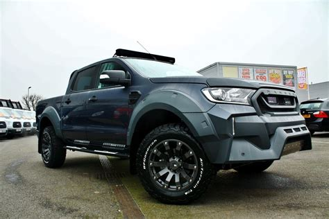 How Much Will The New Ford Ranger Cost by Used 2018 Ford Ranger M Sport Ms Rt Cab Special