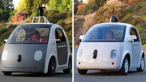 Look, No Hands! Futuristic Driverless Cars Are All The