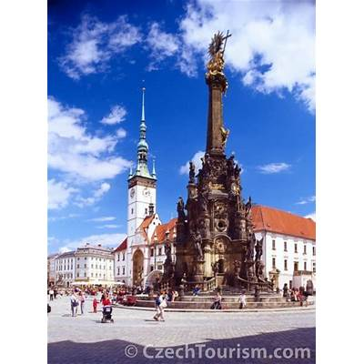 Radio Prague - Olomouc a treasure trove of historical