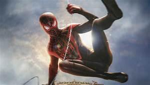 3840x2160, Spider, Man, Miles, Morales, Game, 2020, 4k, Hd, 4k