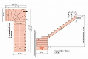 Wendeltreppe Berechnen : treppenhaus grundriss ma e ~ Themetempest.com Abrechnung