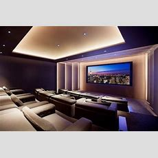 21+ Amazing Modern Home Theater Design Ideas For Luxury