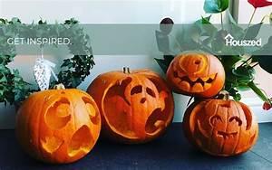 31, Easy, Halloween, Pumpkin, Carving, Ideas, That, Impress, In, 2020