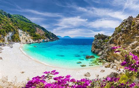 The Best Lefkada Beaches Travelpassionatecom