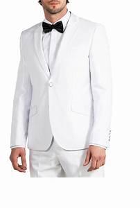 Costume Homme Mariage Blanc : costume blanc pour homme mariage ~ Farleysfitness.com Idées de Décoration