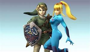 Zero Suit Samus And Zelda Kiss | www.pixshark.com - Images ...