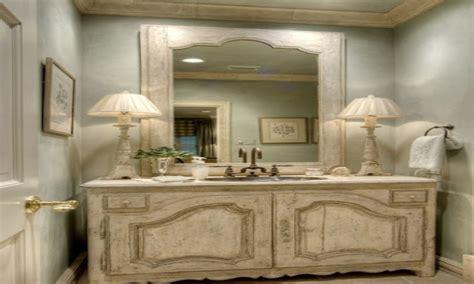 shabby chic bathrooms french country decor french country powder room interior designs nanobuffetcom
