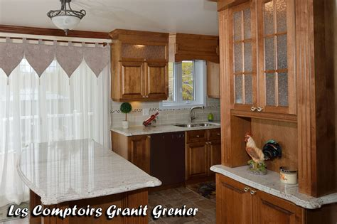 contoire de cuisine comptoirs de cuisine en granit on cuisine
