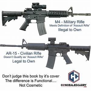 Assault Rifle Definition Challenges – AR-15s and Why You ...