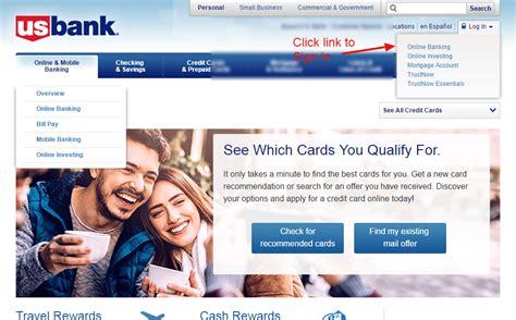 Us Bank Credit Card Online Login
