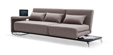 Pull Out Loveseat Bed by Fabric Convertible Pull Out Sofa Bed With Lounge Ebay