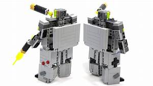 Lego  Gameboys And Transformers Collide In This Toy Of Our
