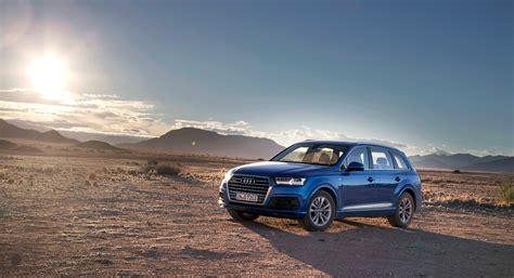 Audi Q7 4k Wallpapers by Audi Q7 Blue Front Cool Hd Desktop Wallpapers 4k Hd