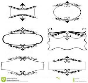 fingernã gel design vorlagen set of vintage labels royalty free stock photo image 22416385
