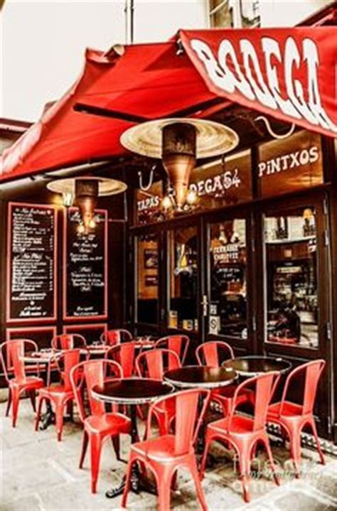 French Bistro Style on Pinterest   Paris Cafe, Bistros and