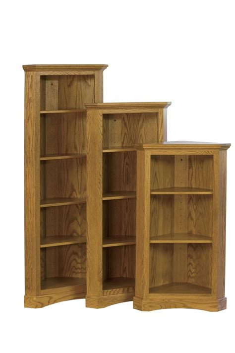 Low Wide Bookshelf by Chimney Corner Bookcases Town Country Furniture
