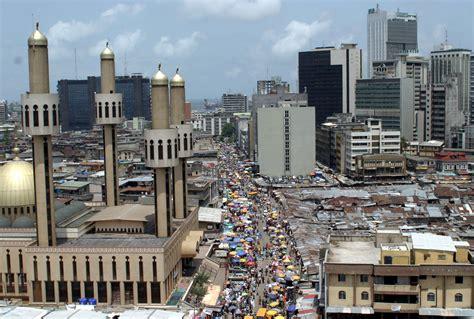 Nigeria 30 Killed In Lagos Building Collapse