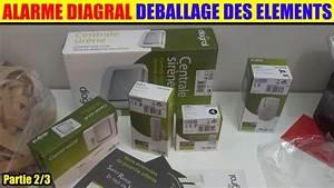 Test Alarme Maison : alarme maison diagral one a2p gsm rtc nf sans fil twinband ~ Premium-room.com Idées de Décoration