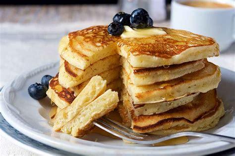 simply perfect pancakes recipe king arthur flour