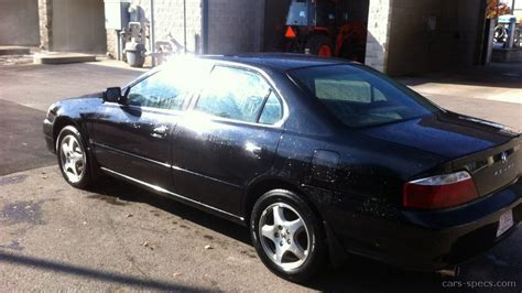 2000 Acura Tl Horsepower by 2000 Acura Tl Sedan Specifications Pictures Prices