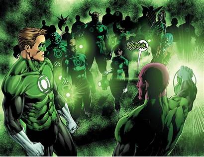 Lantern Doc Holiday Dc Comics Corps Verde