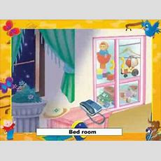 Different Rooms In Our House Kids Animation Learn Series Youtube