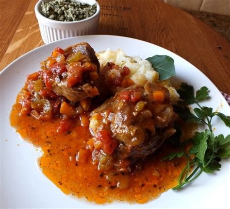 Veal Osso Buco Yummy) Recipe  Italiangenius Kitchen