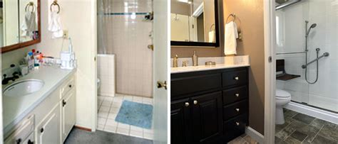 Before & After Bathroom Makeovers Remodels From Rebath