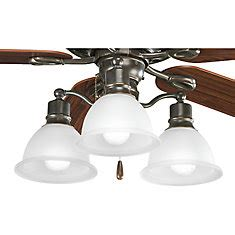 ceiling fan balancing kit home depot progress lighting collection antique bronze 3