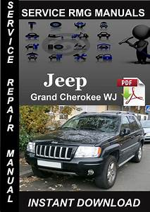 Jeep Grand Cherokee Wj Service Repair Manual Download