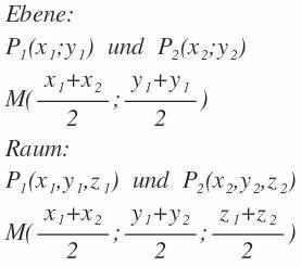 Strecke Berechnen Formel : mittelpunkt einer strecke berechnen formel beispiele video ~ Themetempest.com Abrechnung