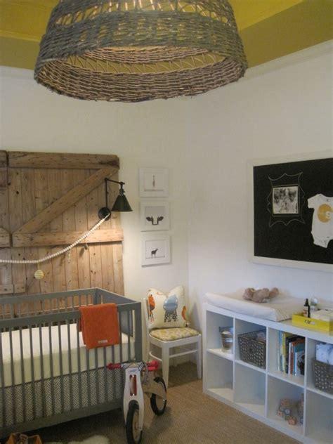 custom nursery by rustic nursery ideas