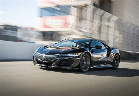 Acura Of Katy by 2017 Acura Nsx Highlights And Features Eagle Acura