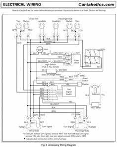 Yamaha G2 Electric Golf Cart Wiring Diagram