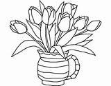 Bunga Sketsa Coloring Gambar Cantik Bukubiruku Dari Artikel sketch template