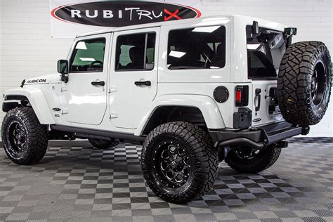 jeep rubicon 2017 white 2017 jeep wrangler rubicon unlimited hemi white