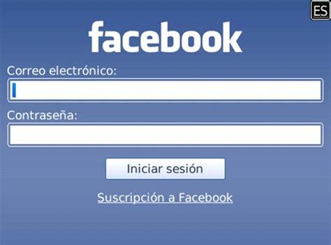 Facebook iniciar sesión en la red social - Preguntas ...