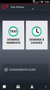 Taxi G7 Numero Service Client : taxis g7 abonn s applications android sur google play ~ Medecine-chirurgie-esthetiques.com Avis de Voitures