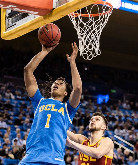 moses brown  decide   follow hands  wilkes  nba draft daily bruin