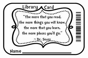 Library Checkout Cards Template Des Moines Parent 10 Week Home Organization Challenge
