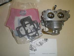 Carburetor Carb 791230 699709 Briggs  U0026 Stratton V