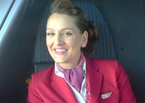 Virgin Atlantic Air Hostess Confesses To Having Sex In The