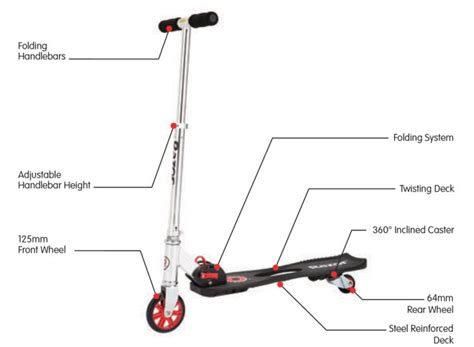 siege scooter occasion razor siege castor kick scooter gamesplus