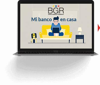 BGR Banco General Rumiñahui - BGRNET