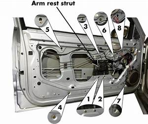 Rav4 Window Regulator Diagram
