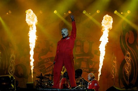 Slipknot Corey Taylor Halloween Masks by Another Day Another Slipknot Teaser Metal Injection