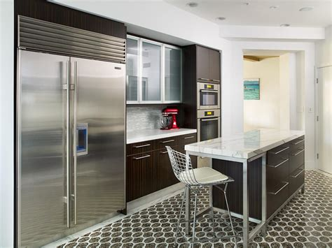 Small Modern Kitchen Design Ideas Hgtv Pictures & Tips Hgtv