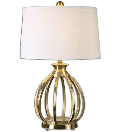 Uttermost Lighting by Ls Uttermost 26167 Decimus Table L